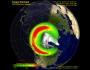 Una poderosa tormenta solar afecta la Tierra e impacta las telecomunicaciones
