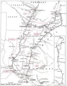 Hidrovia Parana Paraguay V 2062